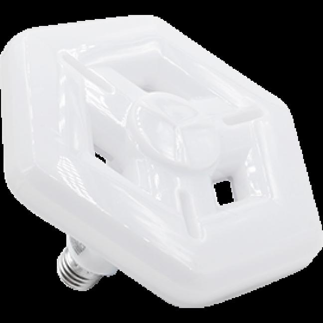 Лампа светодиод.HP Руль 6гр 48W 220V E27 4000К 244*217*106 (HP6V48ELC) Premium, лампочка