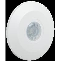 Датчик движ.ДД026 белый 2000W угол обзора 360гр.дальность 6м,IP20 ИЭК