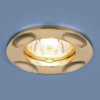 7008 (GD) золото MR16 Точечный светильник