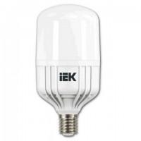 Лампа светодиод.HP LED 30W 230V E27 6500К IEK, лампочка