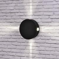 TECHNO LED 1545 5W 4000K светильник садово-парковый IP54 черный