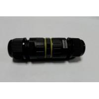Разъем проходной М-20 3х(2,5мм2) 20А 450В IP68