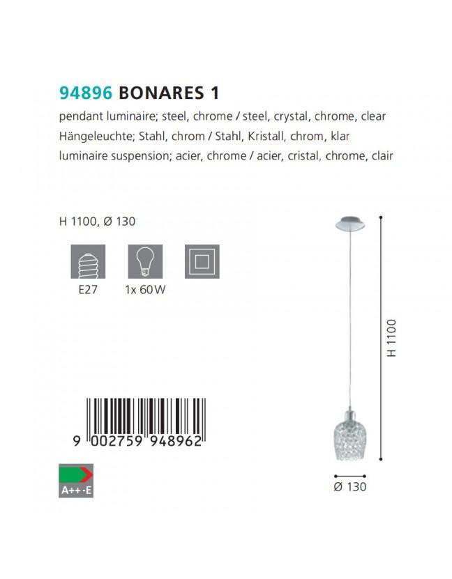 Эл.лампа Osram L 18/25-20-640 U-образная х/бел ., лампочка