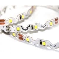 Лента LED,вл-защ.S-форма IP65,бел.12Вт/м,12В,Leds Power(60свд/м,h=10мм) SMD-2835-60