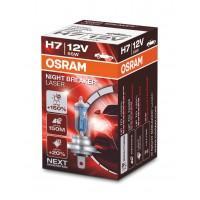 Эл.лампа 64210NL(NBL,NBU) Osram AUTO NIGHT BREAKER LASER 55W 12V H7, лампочка