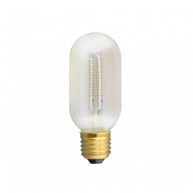 T4524С60 Лампа накаливания декор. Е27 60вт (Ретро), лампочка