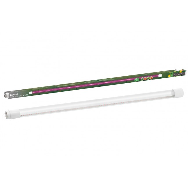 Лампа-Фито LED T8-1200 18w G13 для растений 230В ТДМ, лампочка