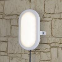 LTB0102D LED  6W 4000К белый светильник IP54