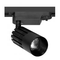 Светильник TR1112 LED COB 12W 2700K трековый черный