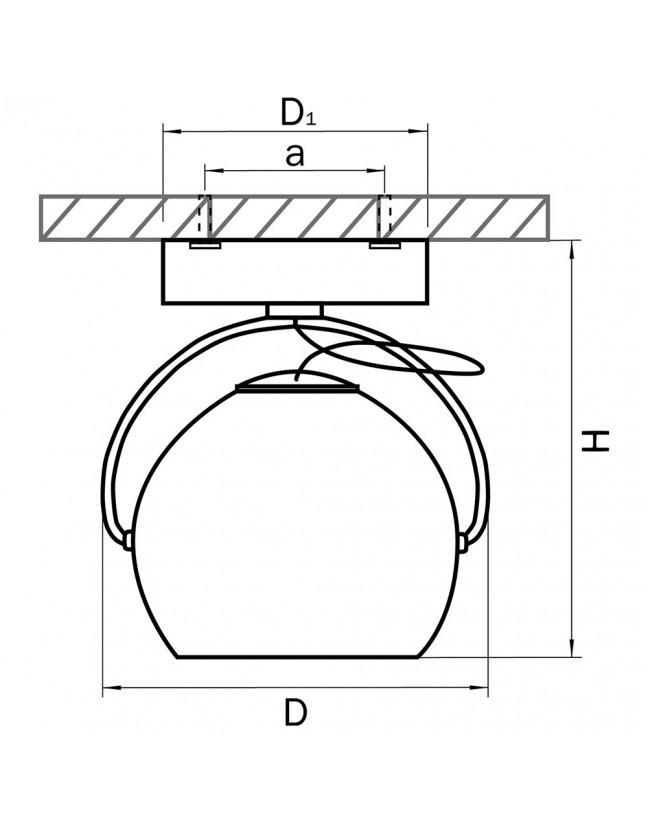 Энергосбер.лампа Ecola Spiral Full 15W Е14 2700К 98*45 (Z4NW15ECL), лампочка
