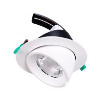 Светильник DW2267 WH LED 220V 20W COB 4200Kвыдвижной круглый белый