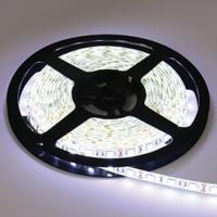 Лента LED.влагозащ.IP65,белая,14.4Вт/м,12В,Экола((60свд/м,h=10мм) 6000К stripPRO (P5LD14ESB)