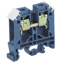 Зажим наборной ЗНИ-10 мм2 (JXB70A) синий