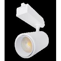 Светильник TR1330 LED COB 30W 4000K трековый белый