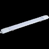 Светильник светодиод.тонкий 40W 220V IP65, 3200Lm,4200К (1245*56*32) линейный (LSTV40ELC)замена ЛПО