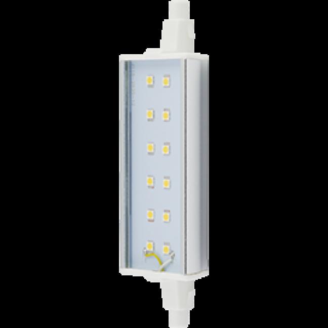 Лампа светодиод.Projector LED 14,0W F118 220V 4200К  R7s 118*20*32(J7SV14ELC) Premium, лампочка