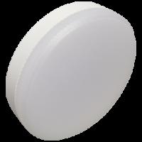 Лампа светодиод.GX53 LED 15,0W 220V 4200К мат.стекло 27*75(T5UV15ELC) Premium, лампочка