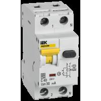 АВДТ 32EM С40 30мА Автоматический выключатель дифференциального тока