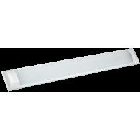 Светильник светодиод.ДБО 5001 18W 198-253V IP20 1200Lm 4000К (600*75*27)металл