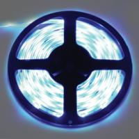 Лента LED.белая,14.4Вт/м,12В,Экола(60свд/м,h=10мм) 6000К stripPRO (P2LD14ESB)