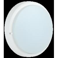 Светильник ДПО 4006 белый круг LED 12Вт 6500К IP54 ИЭК