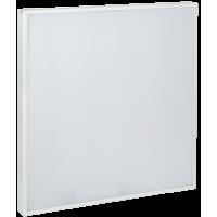 Свет-к светодиод.универс.ДВО6576 50W,равном.засветка,опал,IP20 4300lm(6500К)(595×595×25)IEK
