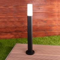 1419 TECHNO Светильник садово-парковый 1хE27/60W IP54 черный