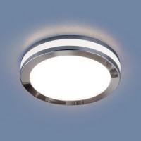 Светильник светод. DSKR80 5W 4200K хром встраиваемый