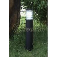 Светильник Баден 220V 1*E27 100W 600mm IP44 черный (G7193D Black)