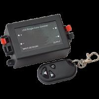 Контроллер для одноцв.светодиод.ленты с радиопультом 8A 96W 12V (192W 24V) (CDM08BESB)