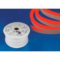 Гибкий неон ULS-N21 красный 8W 220V IP67 120Led 2835 односторонний(50м), LED лента