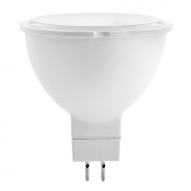 Лампа светодиод.MR16 LED 9W GU5.3 220v 4000K 51*50 LE, лампочка