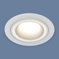 1081/1 (WH) Светильник встраиваемый белый MR16