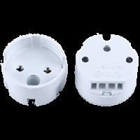 Патрон G13/ф 26 торцевой для лампы Т8 (AC13LWPAY)