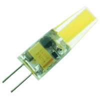 Лампа светодиод. LED 6W G4 220v 4200K (16*50), лампочка