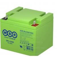 Аккумуляторная батарея АКБ GPL 40-10 12V-40Ач (герметичная для ИБП)
