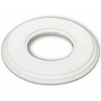 Рамка 1-я Лизетта керамика белая BF2-610-01 (Бирони)