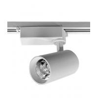 Светильник TR4220 LED COB 20W 4200К трековый белый