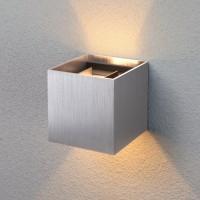 1548 TECHNO LED 6W 3000K светильник садово-парковый IP54 WINNER алюминий