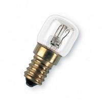 Эл.лампа Oven T22 CL 15W E14 300* Osram (для духовок, м.печей D22 L=52), лампочка