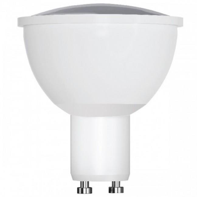 Лампа светодиод.FL-LED GU10 7,5W 220V 2700К 700lm, лампочка