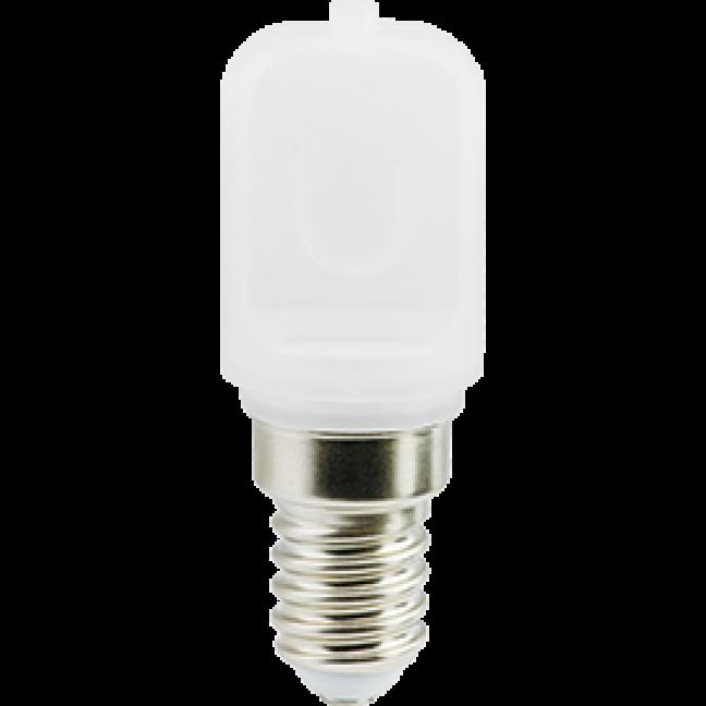 Лампа светодиод.LED(для холод,шв.машин.)Т25 3,0W 220V E14 4000K матовая.60x22(B4UV30ELC), лампочка