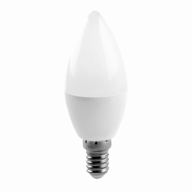 Лампа светодиод.candle свеча SV LED 10W 230V E14 4000К LEEK, лампочка