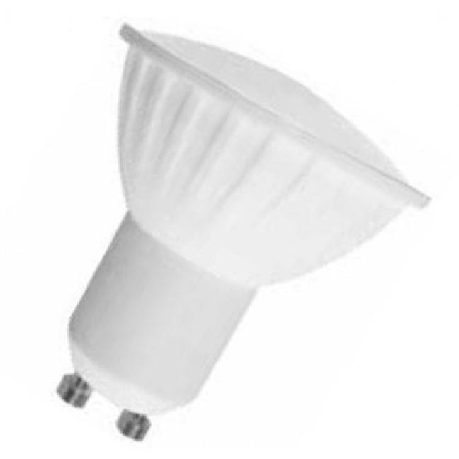Лампа светодиод.FL-LED GU10 7,5W 220V 4200К 700lm, лампочка