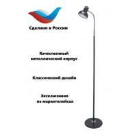 НТ 308 А (черный, светильник напольный, E27,60Вт,220V)