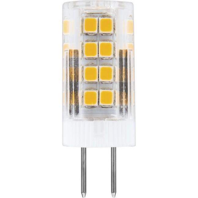 Лампа светодиод. LED 5W G4 230v 2700K (16*45) LB-432, лампочка