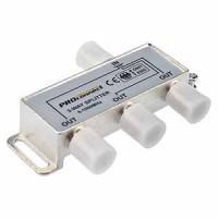 Делитель TVх3 под  F разъем (5-1000МГц) Proconnect