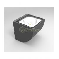 Светильник WC3441 LED COB 220V 1*12W тепл.бел. черный IP65