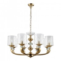 GRACIA SP8 GOLD (CRYSTAL LUX) Люстра